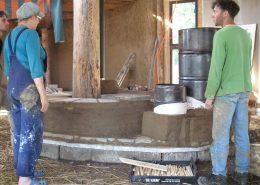 zelf houtkachel bouwen